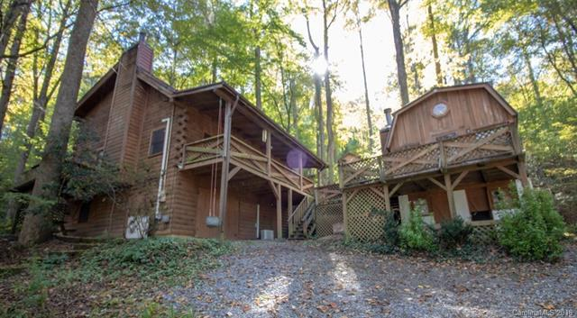 524 Spring Lake Road, Maggie Valley, NC 28751 (#3446782) :: Puffer Properties