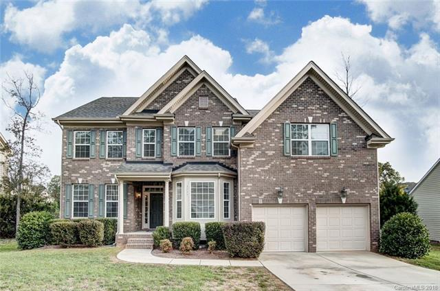 1117 Brough Hall Drive, Waxhaw, NC 28173 (#3446835) :: Roby Realty