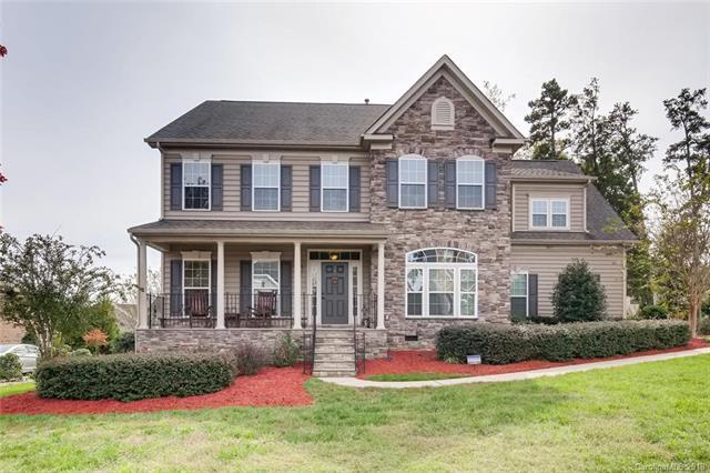3857 French Fields Lane, Harrisburg, NC 28075 (#3446894) :: Exit Mountain Realty