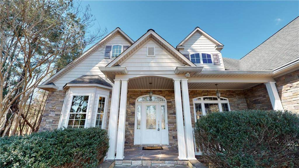 5955 Flintlock Court, Hickory, NC 28601 (#3446965) :: Exit Mountain Realty