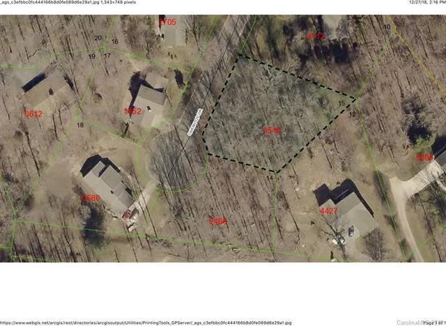 V/L #15 Oakwood Drive #15, Marion, NC 28752 (#3446982) :: Stephen Cooley Real Estate Group