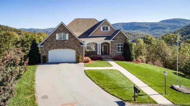 175 Pebble Stone Trail, Hendersonville, NC 28792 (#3447015) :: LePage Johnson Realty Group, LLC