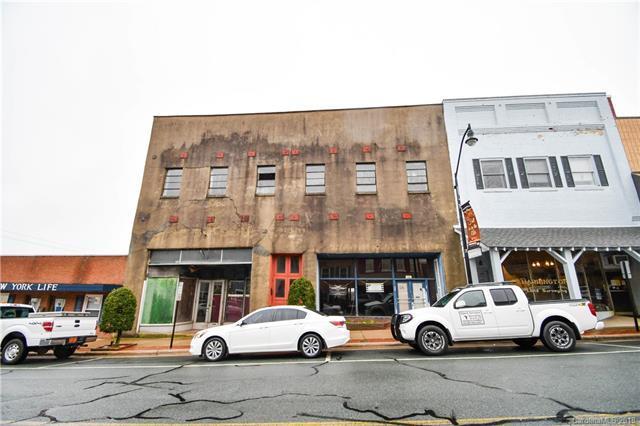 114 & 114A E Wade Street #5287, Wadesboro, NC 28170 (#3447190) :: Washburn Real Estate