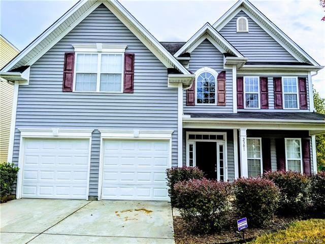 2301 Sonoma Valley Drive, Charlotte, NC 28214 (#3447283) :: Exit Mountain Realty