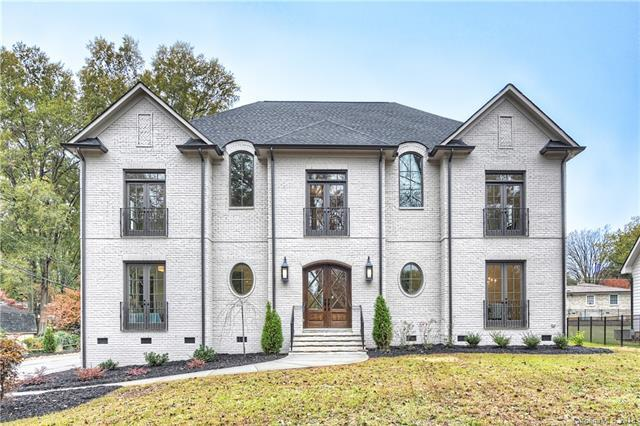 6710 Folger Drive, Charlotte, NC 28270 (#3447288) :: Exit Mountain Realty