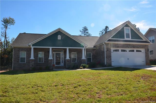 128 Mackenzie Court, China Grove, NC 28023 (#3447330) :: Exit Mountain Realty