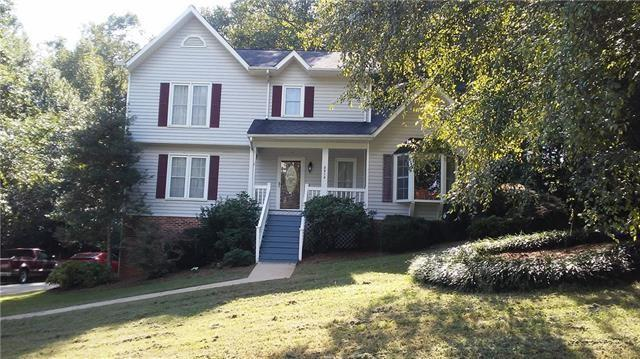 3916 Shakespeare Drive, Hickory, NC 28601 (#3447363) :: Exit Mountain Realty