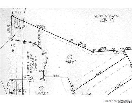 #1 Miller Farm Road, Statesville, NC 28625 (#3447458) :: Mossy Oak Properties Land and Luxury