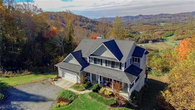 350 Vista Point Drive, Weaverville, NC 28787 (#3447492) :: Keller Williams Professionals