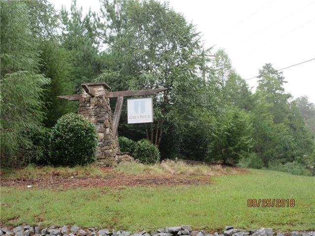 Lot 455 High Windy Drive, Lake Lure, NC 28746 (#3447559) :: Rinehart Realty