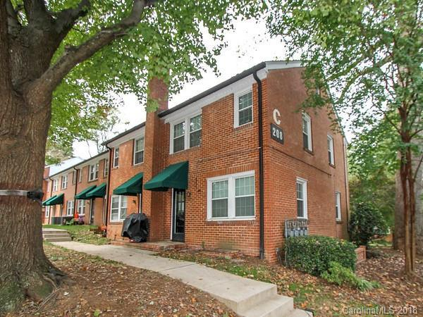208 N Laurel Avenue 8C, Charlotte, NC 28207 (#3447571) :: Washburn Real Estate