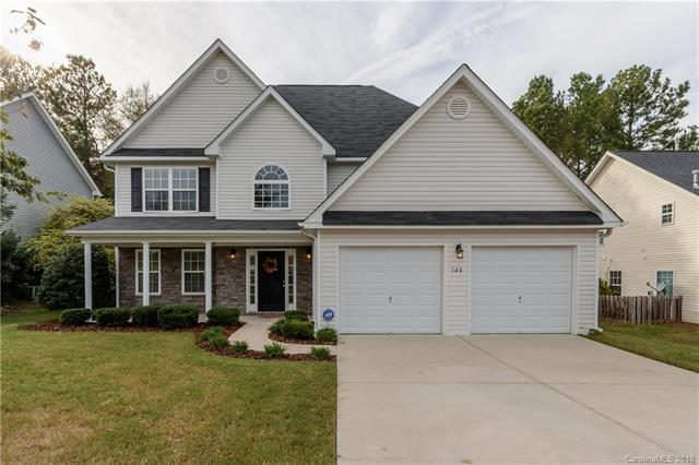 140 Sethwood Drive #9, Rock Hill, SC 29732 (#3447572) :: Exit Mountain Realty