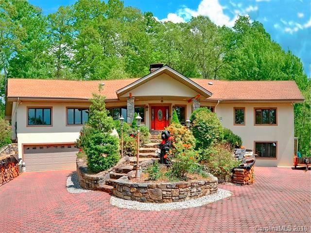 445 Brandywine Road, Waynesville, NC 28786 (#3447578) :: The Premier Team at RE/MAX Executive Realty