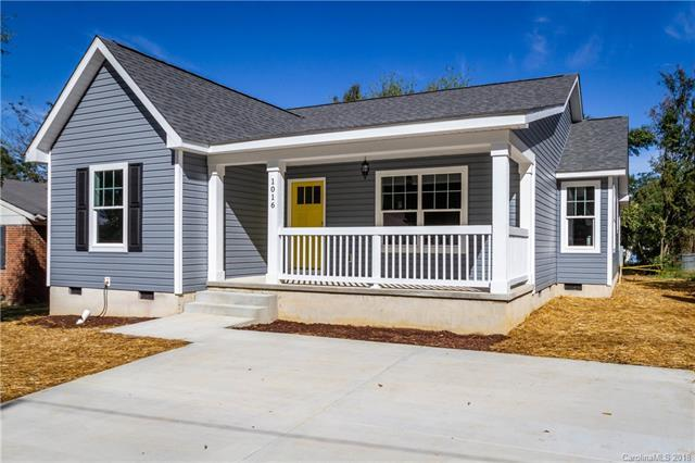 2424 Rebecca Avenue A, Charlotte, NC 28208 (#3447635) :: Washburn Real Estate