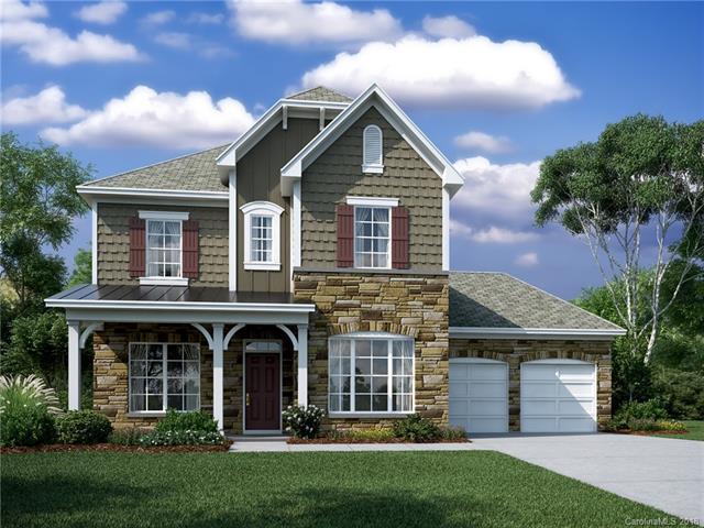 9650 Herringbone Lane NW #2, Concord, NC 28027 (#3447878) :: Rinehart Realty