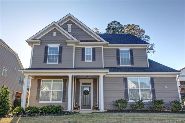 7518 Quilbray Drive, Huntersville, NC 28078 (#3447904) :: Exit Mountain Realty