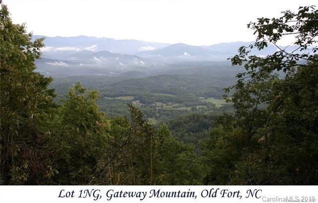 1and 2 Crest Drive N 1NG2NG, Old Fort, NC 28762 (#3447909) :: LePage Johnson Realty Group, LLC