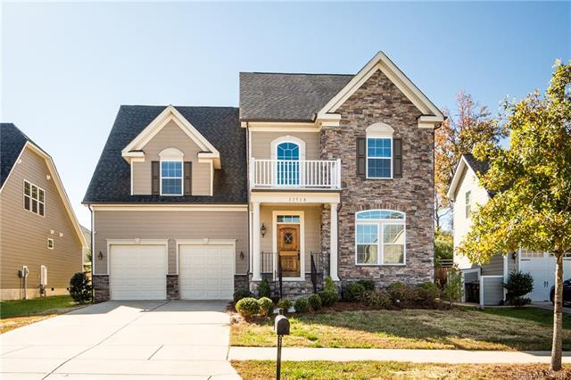 11518 Warfield Avenue, Huntersville, NC 28078 (#3447957) :: Washburn Real Estate