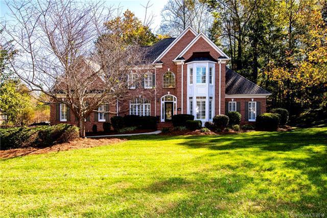 6143 Bluebird Hill Lane, Matthews, NC 28104 (#3447968) :: Exit Mountain Realty