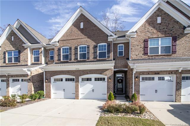 155 Portola Valley Drive B, Mooresville, NC 28117 (#3447989) :: High Performance Real Estate Advisors