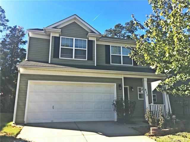 825 Rook Road, Charlotte, NC 28216 (#3448080) :: Exit Mountain Realty