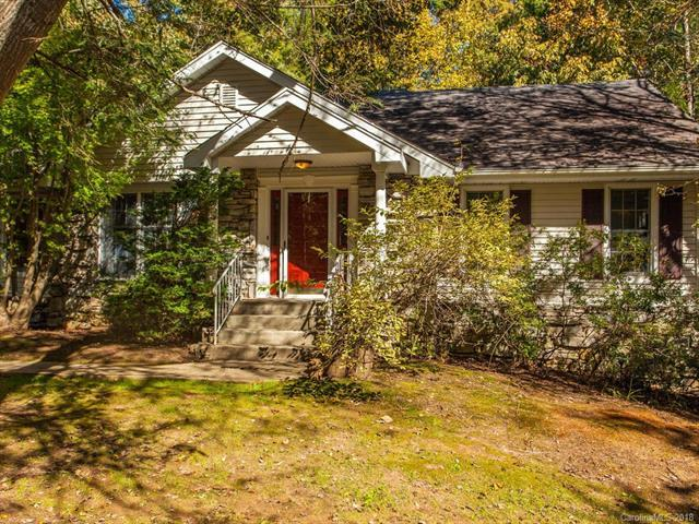 4013 Little River Road, Hendersonville, NC 28739 (#3448157) :: Zanthia Hastings Team