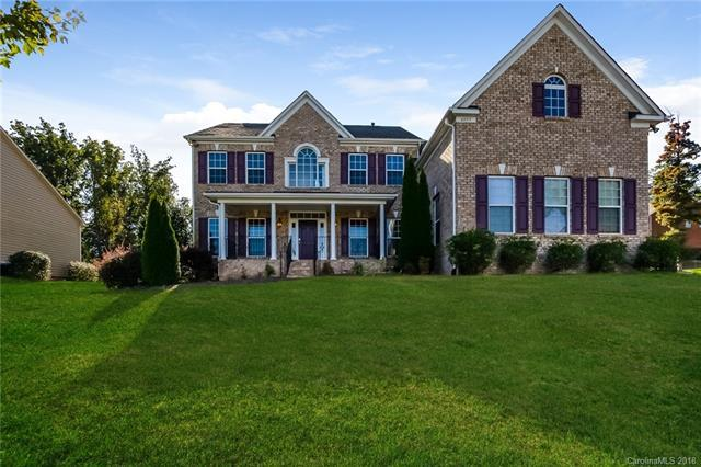 4099 Burnage Hall Road, Harrisburg, NC 28075 (#3448189) :: Exit Mountain Realty