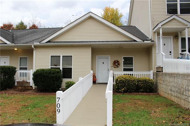 709 Villas Court #31, Asheville, NC 28806 (#3448238) :: High Performance Real Estate Advisors