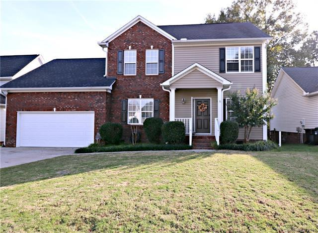 516 Riverglen Drive NW, Concord, NC 28027 (#3448524) :: The Andy Bovender Team