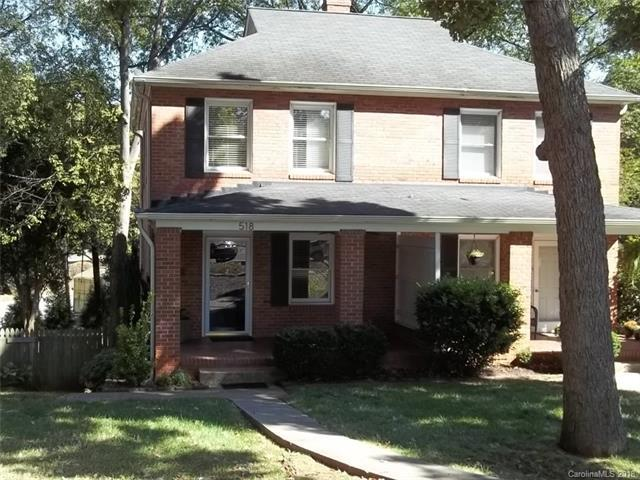 518 W Worthington Avenue, Charlotte, NC 28203 (#3448561) :: The Ramsey Group
