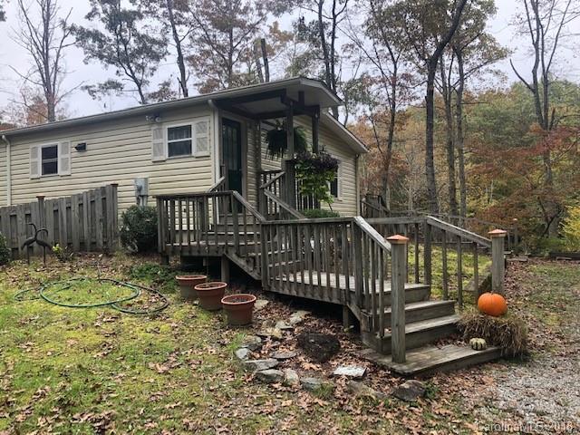 77 Deer Chase Road, Cedar Mountain, NC 28718 (#3448693) :: Team Honeycutt