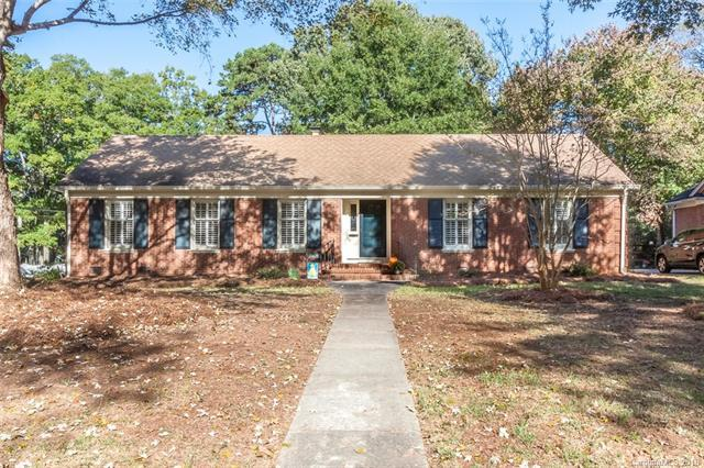 3901 Kitley Place, Charlotte, NC 28210 (#3448713) :: Stephen Cooley Real Estate Group