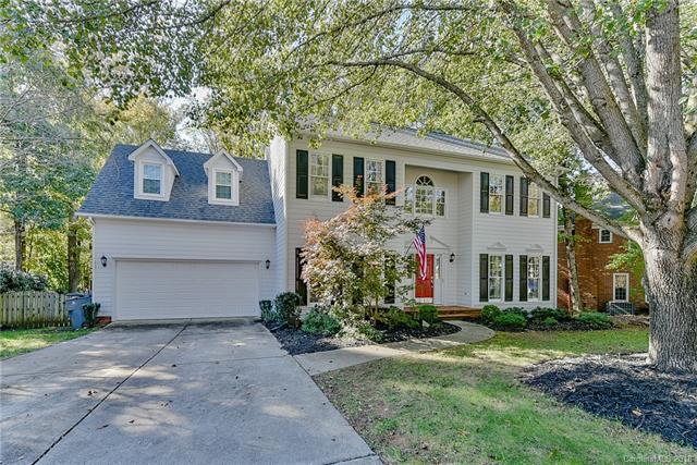 5605 Providence Glen Road, Charlotte, NC 28270 (#3448822) :: Stephen Cooley Real Estate Group