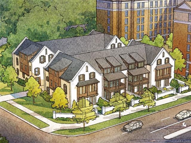 6527 Hazelton Drive #1, Charlotte, NC 28210 (#3448868) :: Scarlett Real Estate