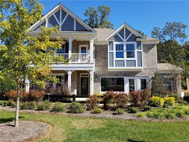 109 Avalon Reserve Drive #110, Mooresville, NC 28115 (#3449194) :: Carlyle Properties