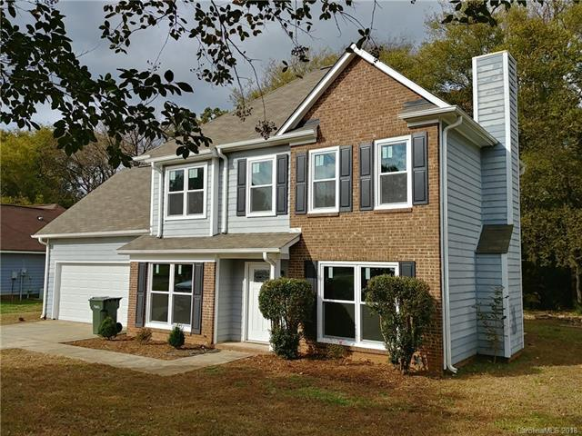 4662 Falcon Chase Drive #29, Concord, NC 28027 (#3449215) :: Exit Mountain Realty