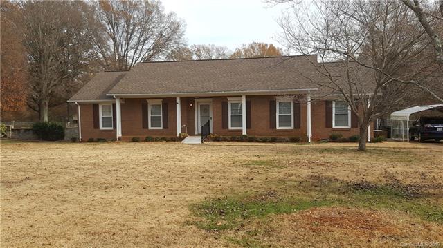 14316 Springwater Drive, Matthews, NC 28105 (#3449248) :: Exit Mountain Realty