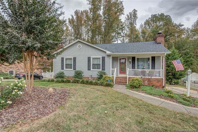 2021 Leslie Drive, Gastonia, NC 28054 (#3449274) :: Exit Mountain Realty