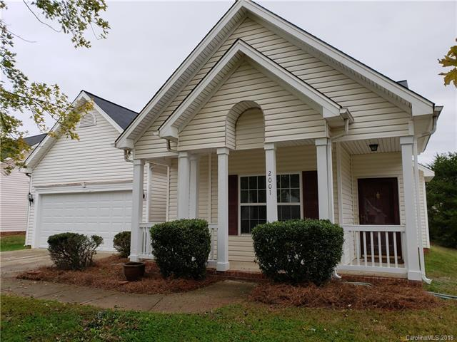 2001 Conifer Circle, Charlotte, NC 28213 (#3449291) :: The Ramsey Group