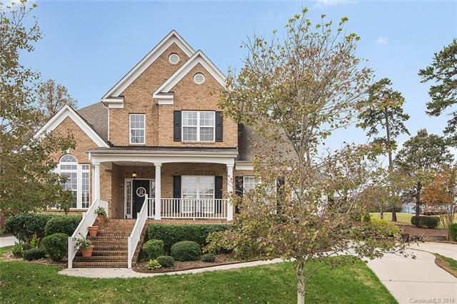 10488 Spring Tree Lane, Huntersville, NC 28078 (#3449331) :: MECA Realty, LLC