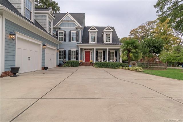 6937 Norman Island Drive #10, Cornelius, NC 28031 (#3449574) :: Exit Mountain Realty