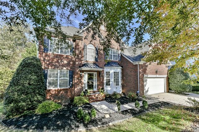1045 Anduin Falls Drive, Charlotte, NC 28269 (#3449660) :: Odell Realty