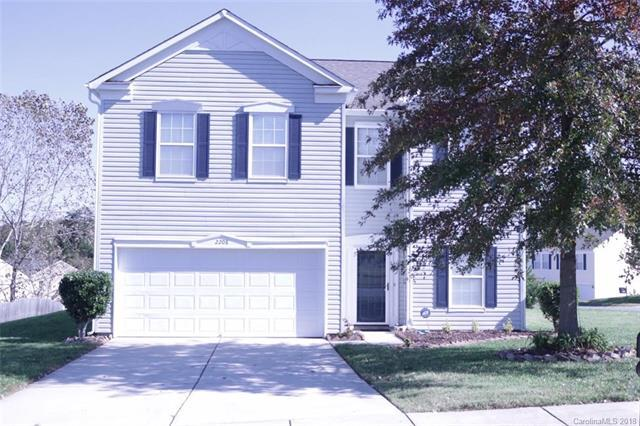2208 Southwind Drive, Charlotte, NC 28216 (#3449915) :: Exit Mountain Realty