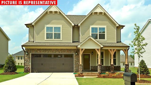 2358 Red Birch Way Lot 42, Concord, NC 28027 (#3449925) :: Team Honeycutt