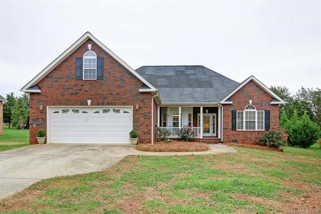 125 Postell Drive, Statesville, NC 28625 (#3449935) :: Exit Mountain Realty