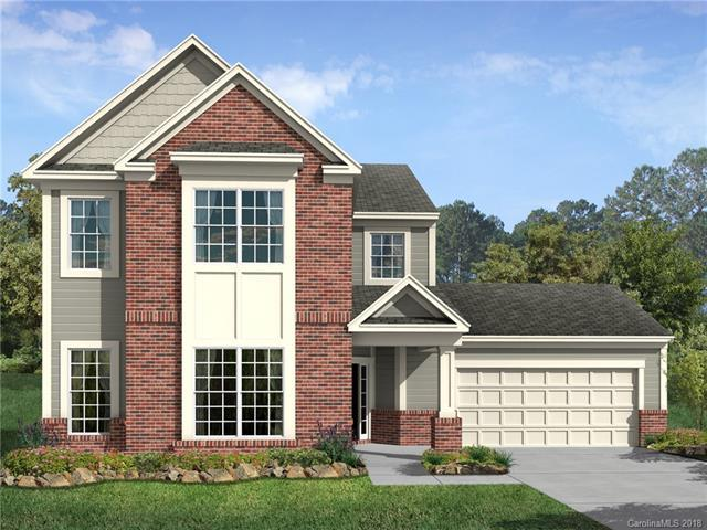 9642 Herringbone Lane NW #4, Concord, NC 28027 (#3449973) :: Rinehart Realty