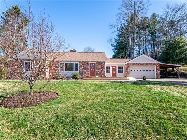 2699 New Leicester Highway, Leicester, NC 28748 (#3449981) :: Puffer Properties