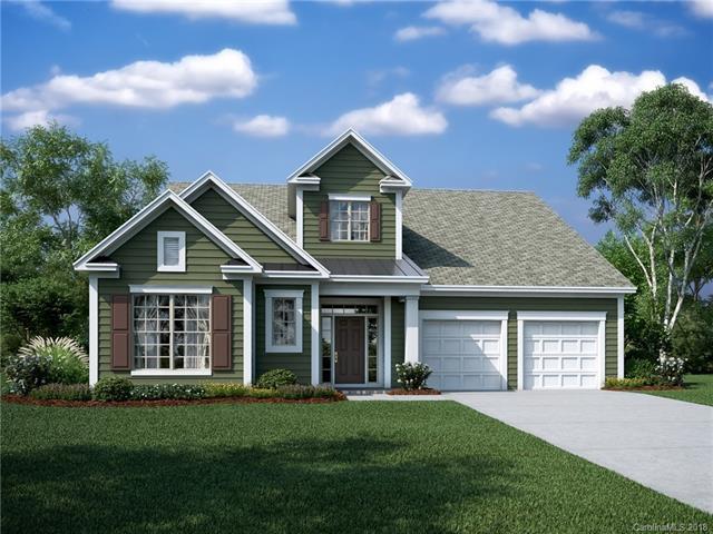 9634 Herringbone Lane NW #5, Concord, NC 28027 (#3450006) :: Rinehart Realty