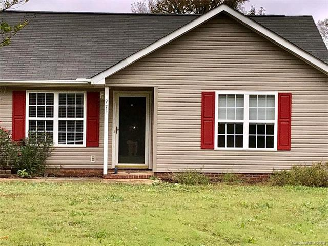 975 Park Drive, Marshville, NC 28103 (#3450113) :: Team Honeycutt