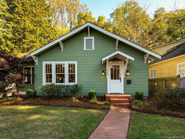1615 Scott Avenue, Charlotte, NC 28203 (#3450134) :: High Performance Real Estate Advisors